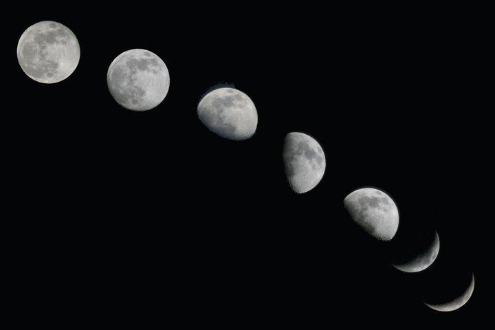 Collage Lunare