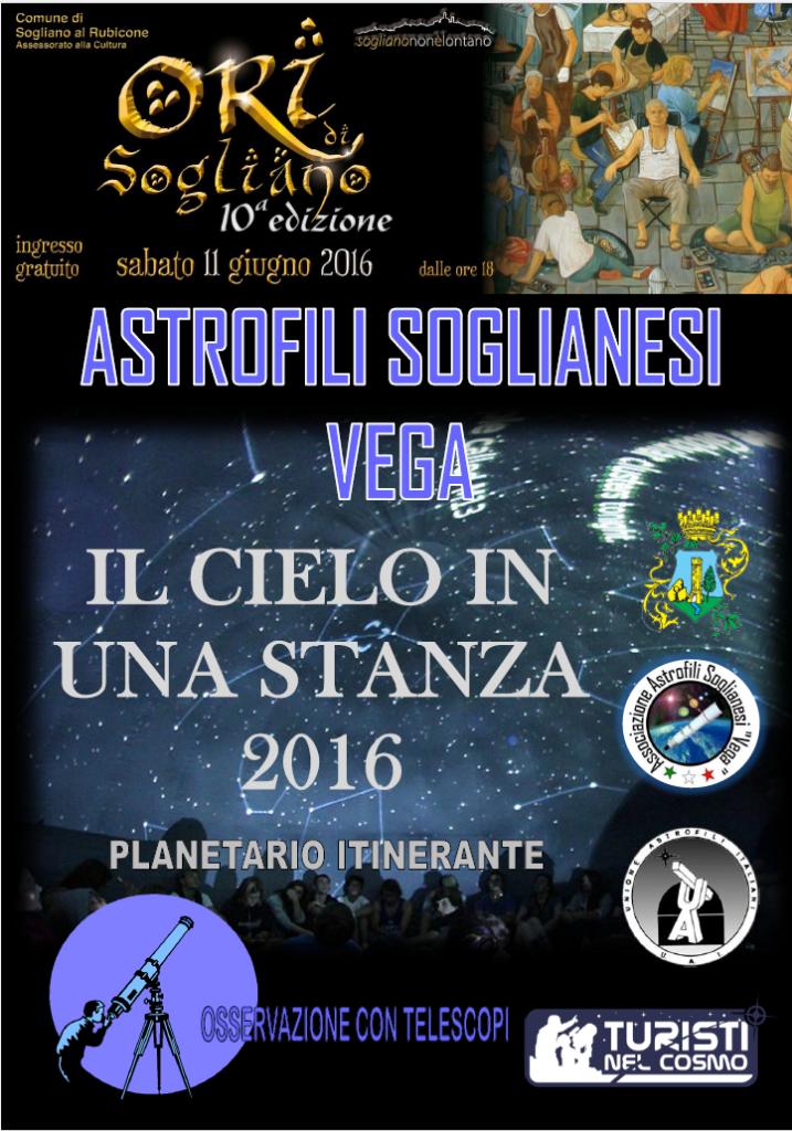 Ori Di Sogliano Astrofil Vega Planetario